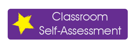 Classroom Self-Assessment