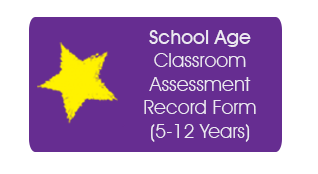 School Age Classroom Assessment Record Form